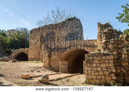 The Yehiam Fortress, Israel