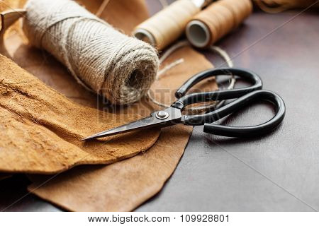 tools for leathercraft