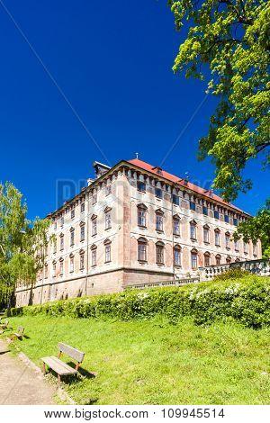 Libochovice Palace, Czech Republic