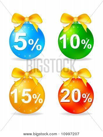 Christmas Balls Discount