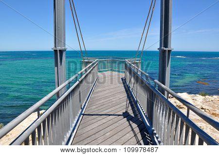 Bridge Overlook: Cape Peron, Western Australia