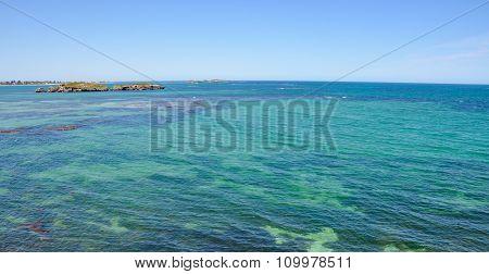 Tones of Blue: Cape Peron, Western Australia