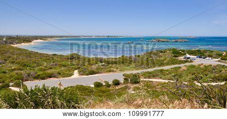 Cape Peron Seascape from the Dunes, Western Australia