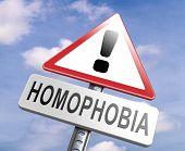 homophobia homosexual discrimination homosexuality lesbian, gay, bisexual or transgender hostality and violence on the basis of sexual orientations equal human rights poster