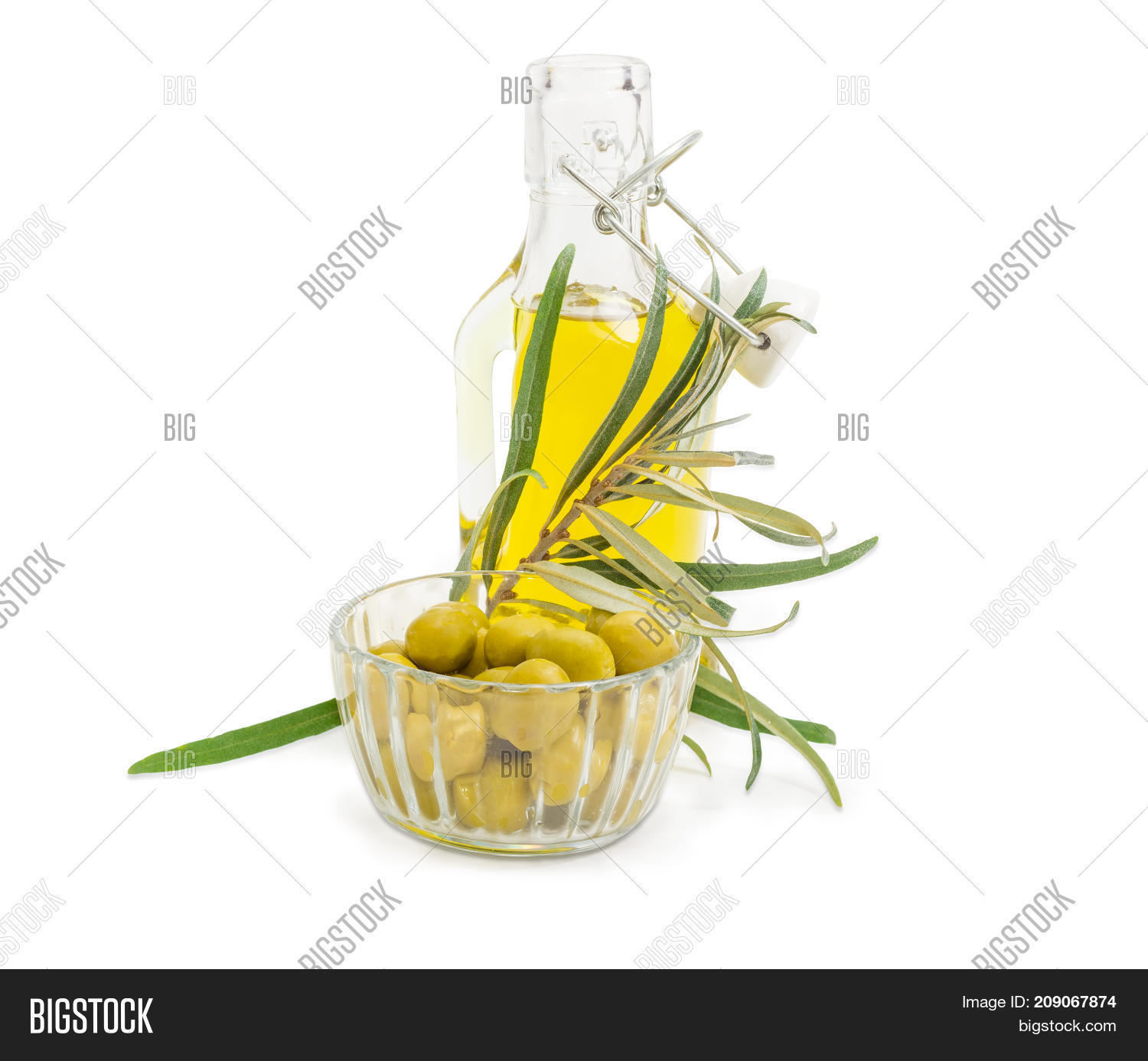 Green Olives Small Image & Photo (Free Trial) | Bigstock