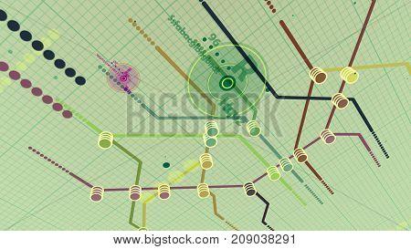 Pragmatic Metro Map Design