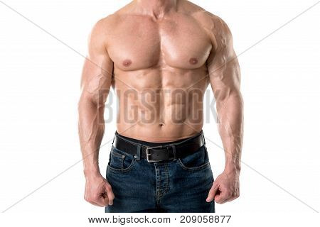 Man's Power Body