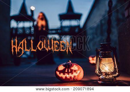 Halloween Black Witch