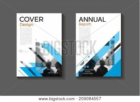 abstract modern cover design modern book cover Brochure cover templateannual report magazine and flyer layout Vector a4