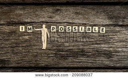 Impossible Versus Possible Concept
