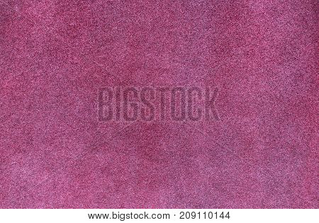 Red carpet texture. Pale smooth carpet. Velvet paper background.