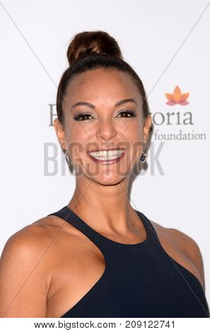 LOS ANGELES - OCT 12:  Eva LaRue at the Eva Longoria Foundation Annual Dinner at the Four Seasons Hotel on October 12, 2017 in Beverly Hills, CA