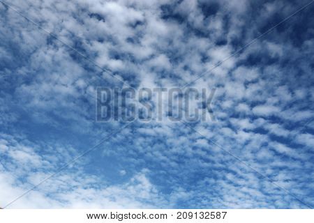 blue cloudy sky background ready for your design