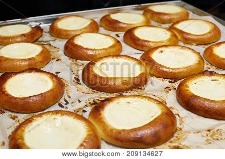 Sweet Ruddy Cheesecakes