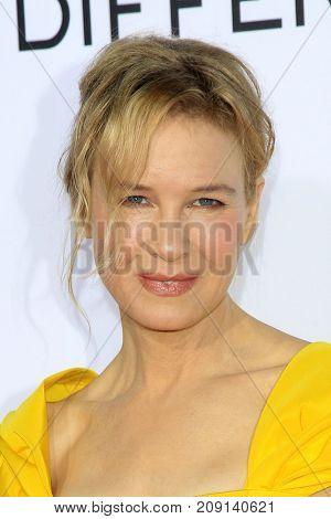 LOS ANGELES - OCT 12:  Renee Zellweger at the