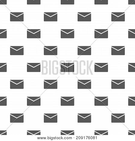Mail pattern seamless. Repeat illustration of mail pattern vector geometric for any web design