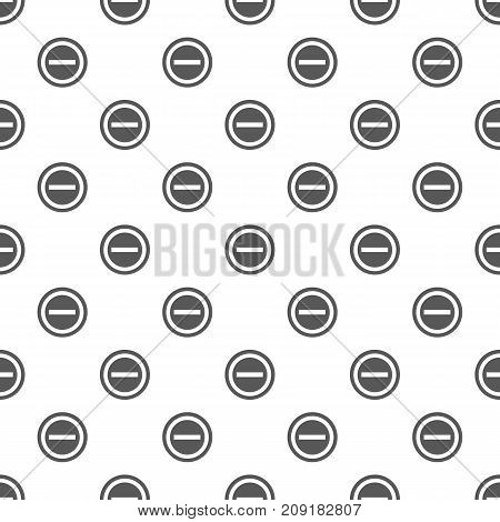 Minus pattern seamless. Repeat illustration of minus pattern vector geometric for any web design