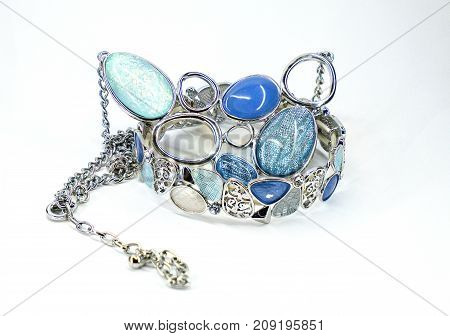 A selection of fine jewelry and accessories