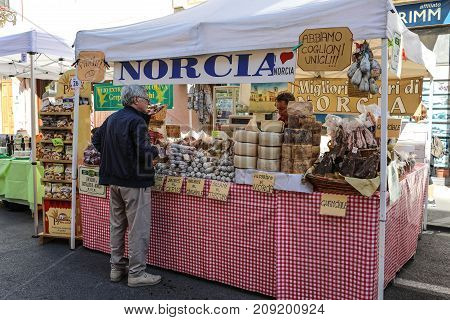 Famous Norcia Food