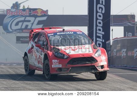 Ford Fiesta St M-sport Driven By #2 Cabot Bigham