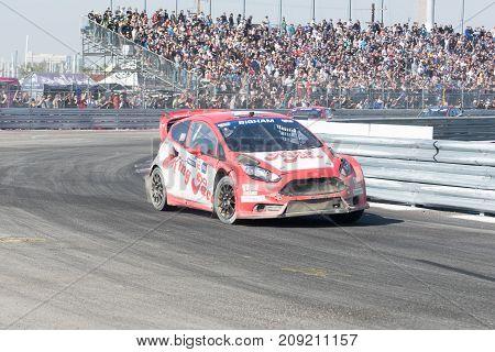Ford Fiesta St M-sport Driven By #2 Cabot Bigham