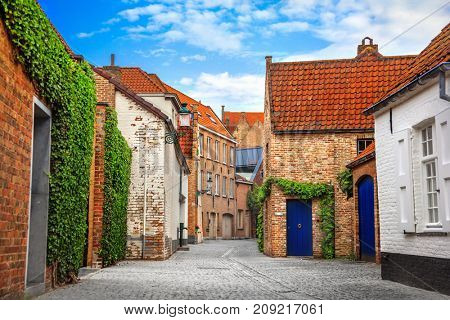 Street of Brugge, Belgium