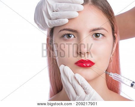 Beautiful Young Woman Image & Photo (Free Trial) | Bigstock