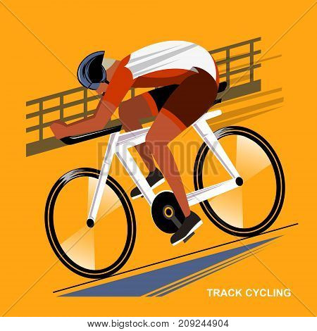 Track Cycling Athletes