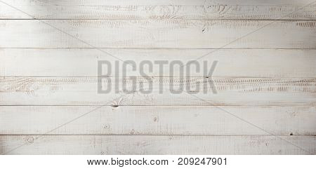 white plank wooden background texture