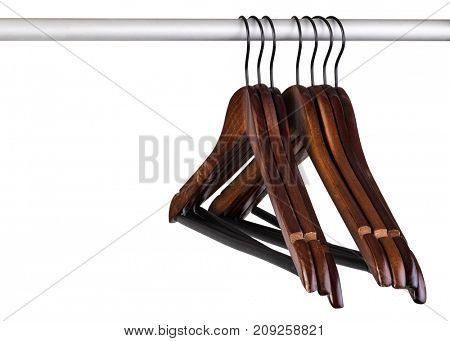hanger on a white background
