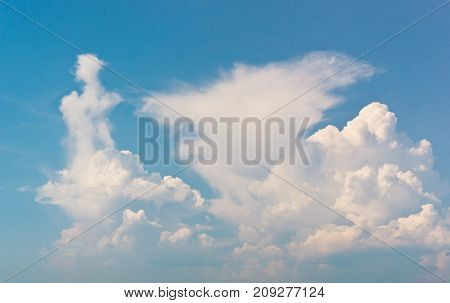 Spectacular Cloudscape Cloudy Outdoor