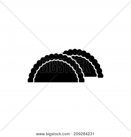 boon icon, illustration, vector sign on isolated background