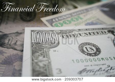 Financial Freedom With 7 Figure Income In Bills