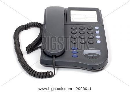 Grey Telephone