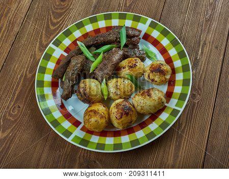 Szechuan  Stir-fried Liver