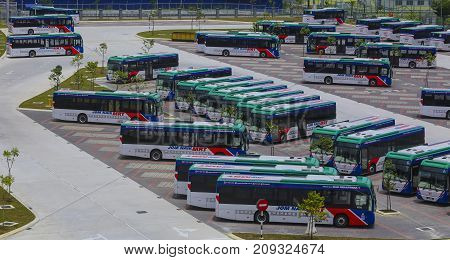 Malaysia Mrt Feeder Bus