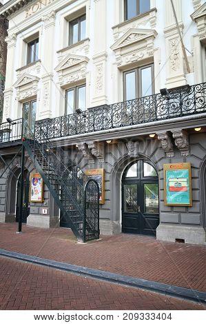 Carre Theatre, Amsterdam
