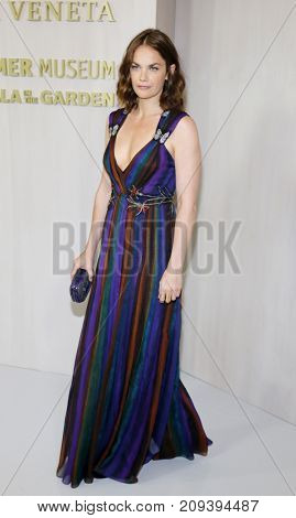 Ruth Wilson at the Hammer Museum Gala In The Garden held at the Hammer Museum in Westwood, USA on October 14, 2017.