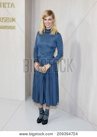 January Jones at the Hammer Museum Gala In The Garden held at the Hammer Museum in Westwood, USA on October 14, 2017.