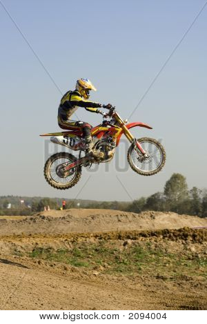 Motocross High Jump