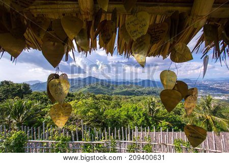 Territory Of The Great Buddha Temple, Phuket, Thailand, May 8, 2017