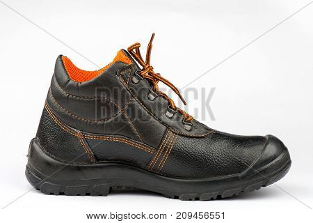 Shoes for work, boots with protection, shoes, shoes, men's shoes
