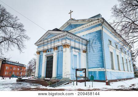 St. John Church, Hamina, Finland