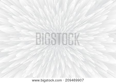 White And Grey Abstract Background