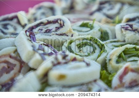 Aperitif Food