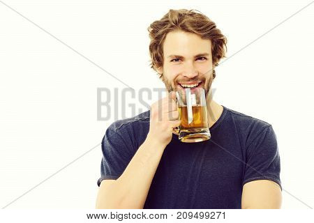 Guy And Alcohol