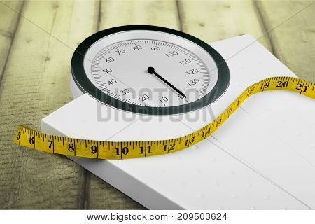 Scale bathroom measuring tape bathroom scale background object number