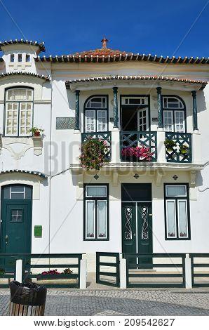 Costa Nova, Beira Litoral, Aveiro, Portugal, Europe
