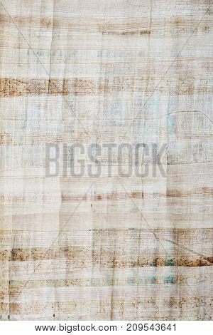 old papyrus texture background for texture and design