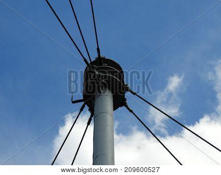 industrial, metal construction, industrial links, heavy construction